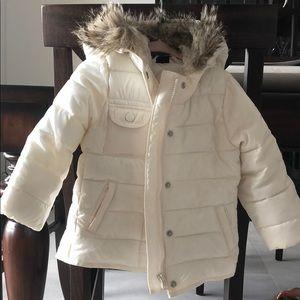 GAP winter coat Toddler size 3-Girl